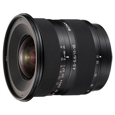 Sony 11-18mm f/4.5-5.6 DT objectief