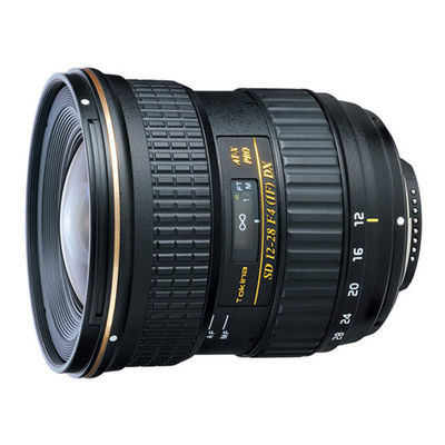 Tokina AT-X 12-28mm f/4.0 Pro DX Canon objectief