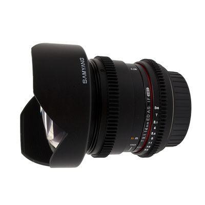 Samyang 14mm T3.1 ED AS IF UMC Sony VDSLR objectief