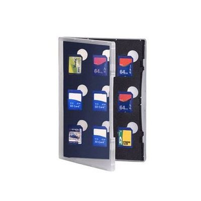 Gepe Card Safe Archivering Transparant (9 SD)