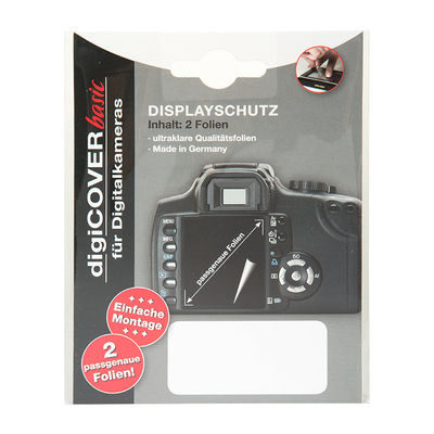 DigiCover Plus Nikon D3000