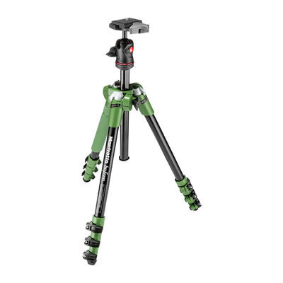 Manfrotto MKBFRA4G-BH Befree Groen + Ball Head
