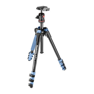 Manfrotto MKBFRA4L-BH Befree Blauw + Ball Head