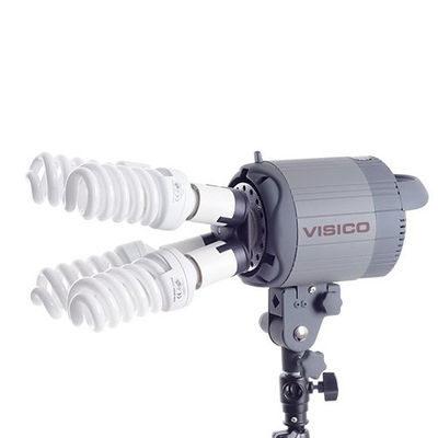 Visico VC-6004F met LH-005 + 4 spiraallampen 28 Watt (31063)