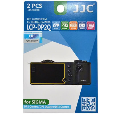 JJC LCP-DP2Q Screenprotector