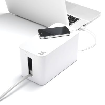 Bluelounge Cablebox Mini White