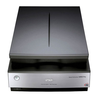 Epson Perfection V850 Photo Scanner