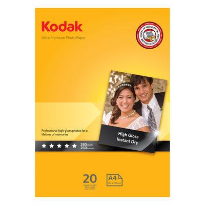 Kodak Ultra Premium A4 280gr 20 Vel Glossy