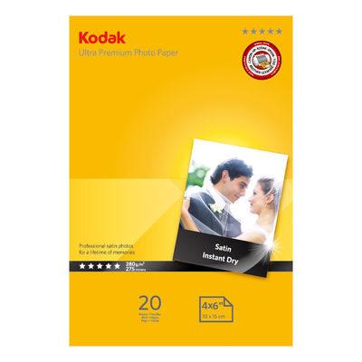 Kodak Ultra Premium 10x15cm 280gr 20 Vel Satin