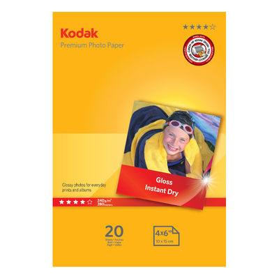 Kodak Premium 10x15cm 240gr 20 Vel Glossy
