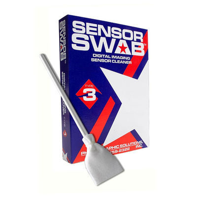 Photographic Solutions Sensor Swab Chip Cleaner S3