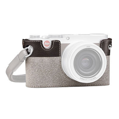 Leica X Protector Canvas Taupe
