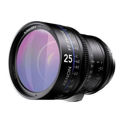 Schneider Xenon FF Prime 25mm T2.1 PL objectief