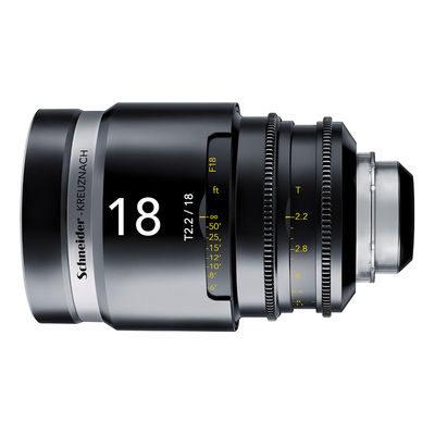 Schneider Cine-Xenar III 18mm T2.2 PL objectief