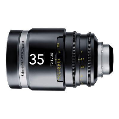 Schneider Cine-Xenar III 35mm T2.1 PL objectief