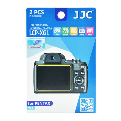 JJC LCP-XG1 Screenprotector