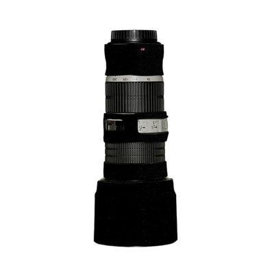 LensCoat voor Canon 70-200 IS f/4 Zwart