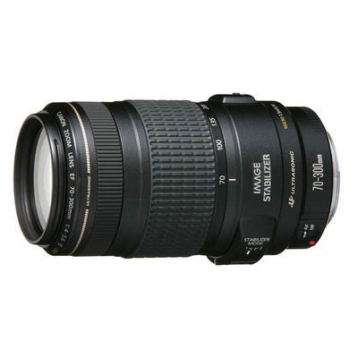Canon EF 70-300mm f/4.0-5.6 IS USM objectief - Occasion