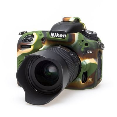 EasyCover Cameracase Nikon D750 Camouflage