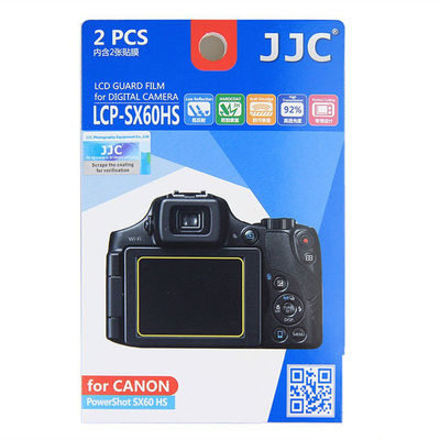 JJC LCP-SX60HS Screenprotector