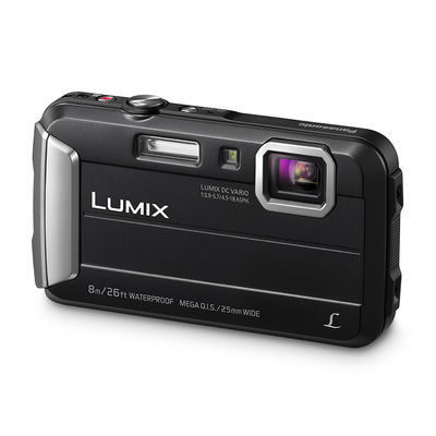 Panasonic Lumix DMC-FT30 compact camera Zwart