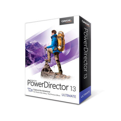 CyberLink PowerDirector 13 Ultimate - POSA