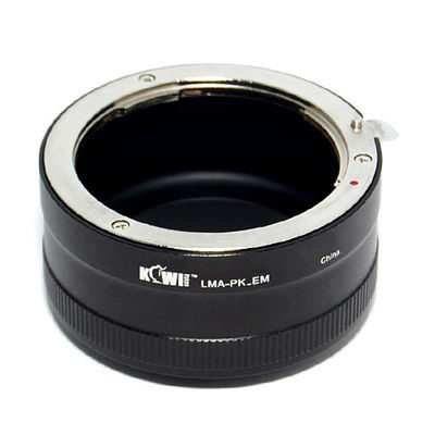 Kiwi Photo Lens Mount Adapter (PK-EM)