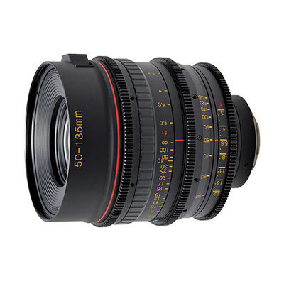 Tokina Cinema AT-X 50-135mm T3 objectief EF-mount