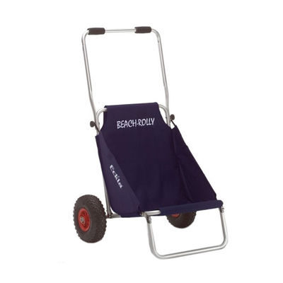 HBN Transport Trolley Eckla (Beach Rolly Blauw)
