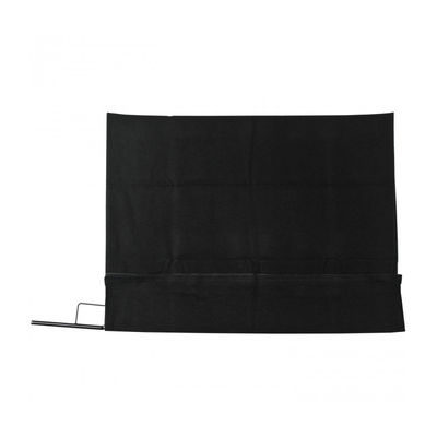 "Westcott Fast Flags 24"" x 36"" Black Block"