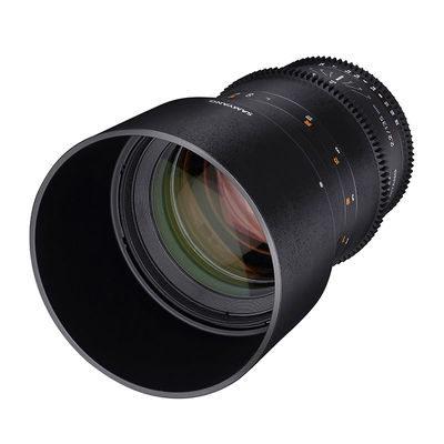 Samyang 135mm T2.2 ED UMC VDSLR Fujifilm objectief