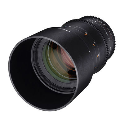 Samyang 135mm T2.2 ED UMC VDSLR Micro Four Thirds objectief