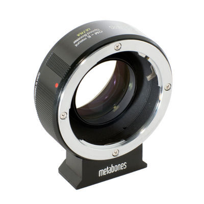 Metabones Olympus OM - Sony E-Mount Speed Booster Ultra