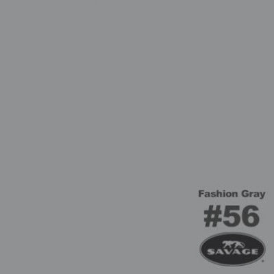 Savage Achtergrondrol Fashion Grey (nr 56) 2.75m x 11m