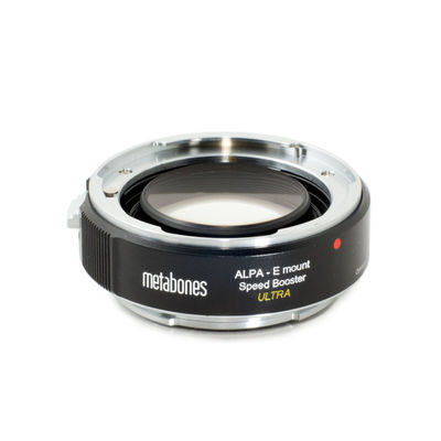 Metabones Alpa - Sony E-Mount Speed Booster Ultra
