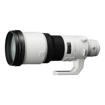 Sony 500mm f/4.0 G objectief