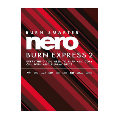 Nero Burn Express 2 - POSA