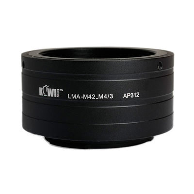 Kiwi Photo Lens Mount Adapter (M42-M4/3)