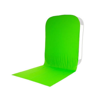 Lastolite HiLite Bottletop Chromakey Green 1.8x2.15 Meter