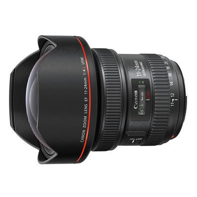 Canon EF 11-24mm f/4.0L USM objectief