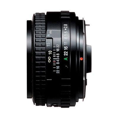 Pentax 645 SMC FA 75mm f/2.8 objectief