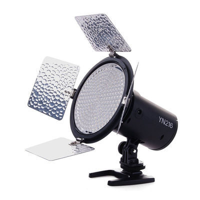 Yongnuo YN-216 3200K-5500K Adjustable Color Temperature LED Light