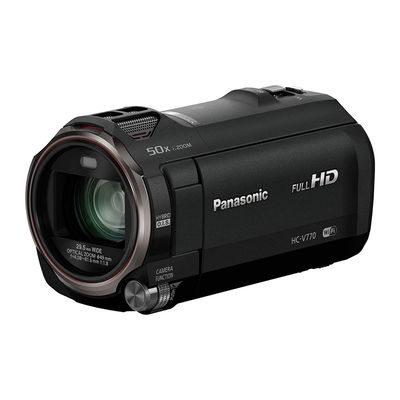 Panasonic HC-V770 videocamera Zwart