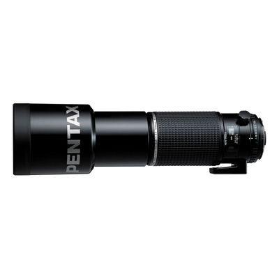 Pentax 645 SMC FA 400mm f/5.6 EDIF objectief