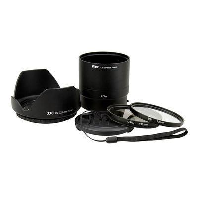 Kiwi Lens Adapter Kit voor Nikon Coolpix P600/B700
