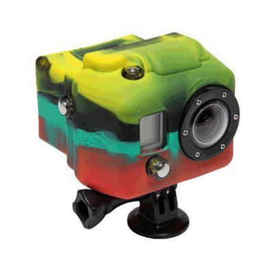 Xsories GoPro Hooded Silicon Cover Rasta