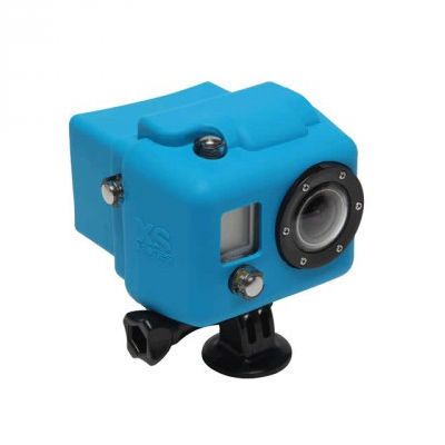 Xsories GoPro Hooded Silicon Cover Blue