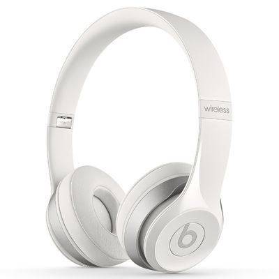 Beats Solo 2 Wireless White On-Ear koptelefoon