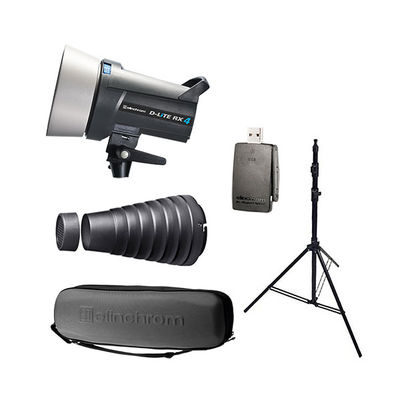 Elinchrom D-LITE RX 4 Plus Set