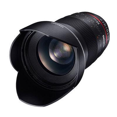 Samyang 35mm f/1.4 AS UMC Canon objectief